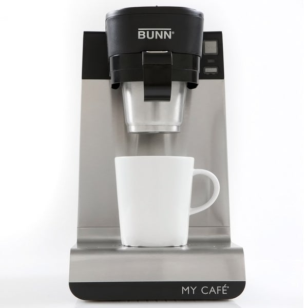 Shop Bunn Mcu Single Cup Multi Use Brewer Free Shipping Today