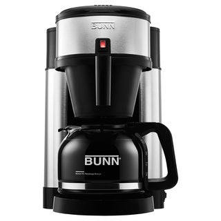 Bunn NHSB Velocity Brew Black 10-Cup Home Brewer