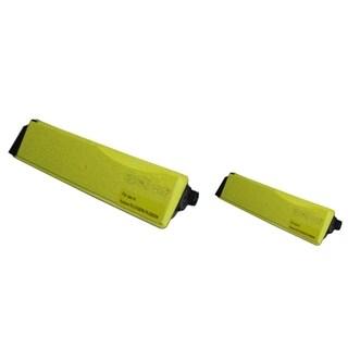 Insten Premium Yellow Color Toner Cartridge TK592Y for Kyocera-Mita FS-C5250/ 2526MFP/ 2626MFP/ 2026MFP/ 2126MFP