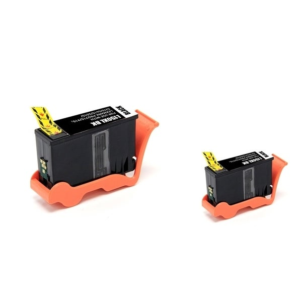 Insten Black Non-OEM Ink Cartridge Replacement for Lexmark
