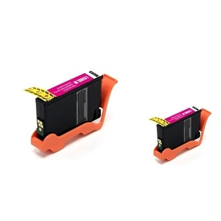 Insten Magenta Non-OEM Ink Cartridge Replacement for Lexmark