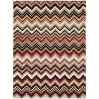 Safavieh Tahoe Beige/ Brown Rug - 8' x 10'