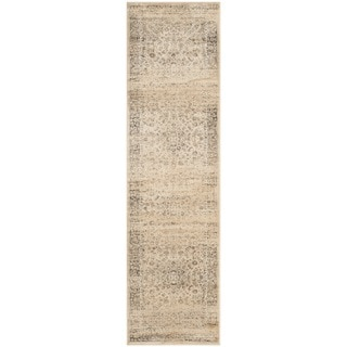 Safavieh Vintage Warm Beige Viscose Rug (2'2 x 10')