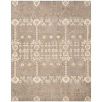Safavieh Handmade Wyndham Natural Wool Rug - 9' x 12'