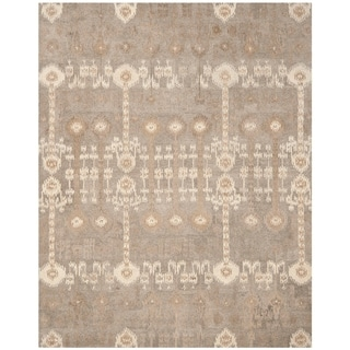 Safavieh Handmade Wyndham Natural Wool Rug (9' x 12')