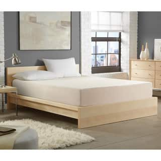 WHITE by Sarah Peyton 10-inch Convection Cooled Queen-size Memory Foam Mattress|https://ak1.ostkcdn.com/images/products/8389395/P15692274.jpg?impolicy=medium