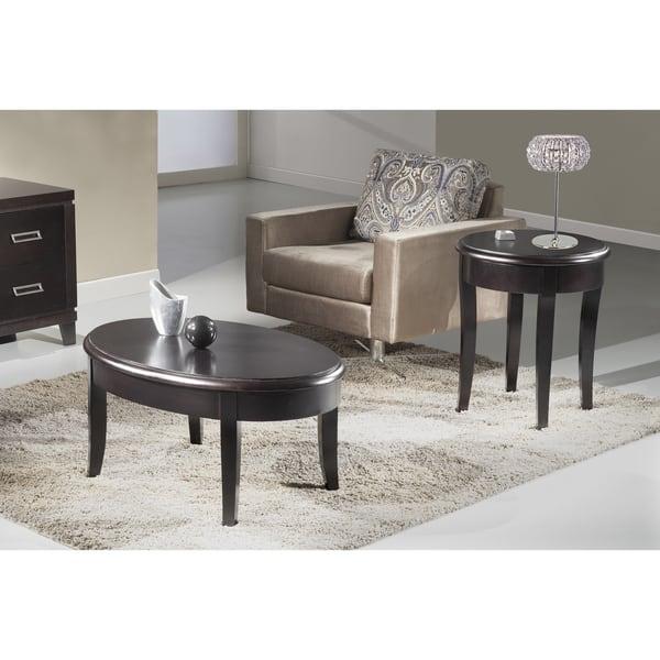 Shop Furnitech Classic Modern Coffee Table On Sale Overstock 8389400