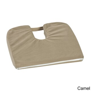 DMI Sloping Coccyx Cushion (Option: Camel)