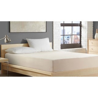 WHITE by Sarah Peyton 10-inch Convection Cooled Plush Support Queen-size Memory Foam Mattress