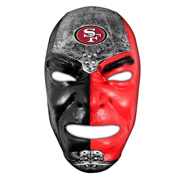 NFL San Francisco 49ers Fan Face
