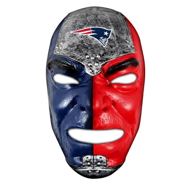 NFL New England Patriots Fan Face