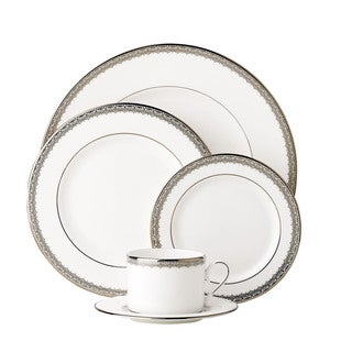 Lenox 'Lace Couture' 5-piece Dinnerware Place Setting