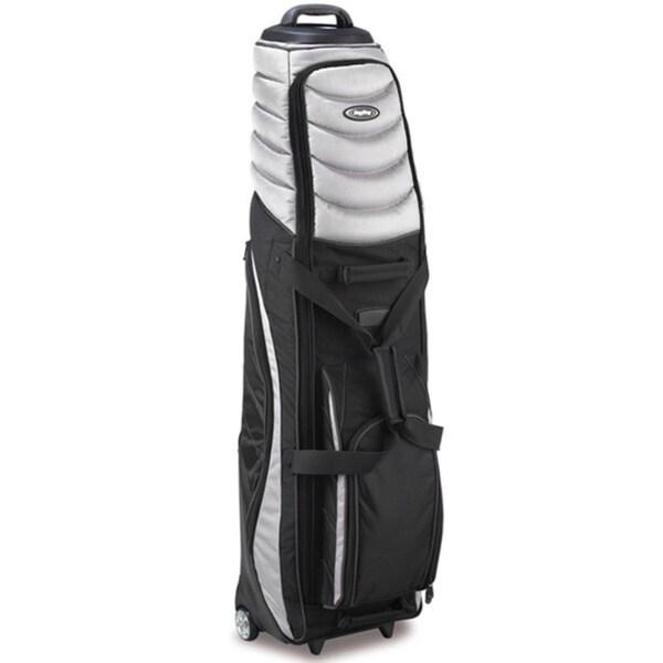 aef19d55ec0d Shop Bag Boy T-2000 Pivot Grip Wheel Travel Golf Bag Cover - Free ...
