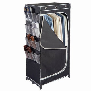 Richards Homewares Gearbox Mesh Pockets Wardrobe