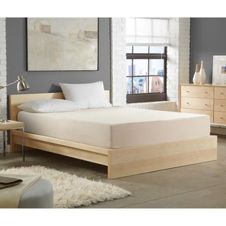 WHITE by Sarah Peyton 8-inch Convection Cooled Full-size Memory Foam Mattress