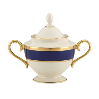 Lenox 'Independence' 5.33-inch Sugar Bowl with Lid