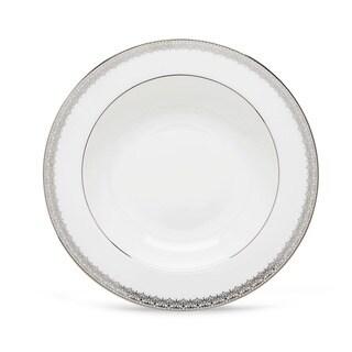 Lenox 'Lace Couture' 9-inch Pasta/Rim Soup Bowl