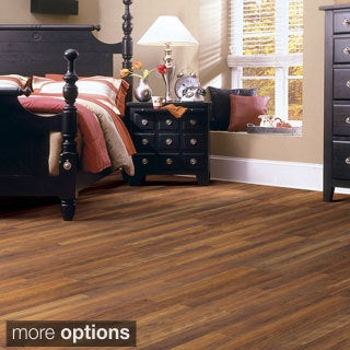 Shaw Industries Woodford Crimson Laminate Flooring (26.4 Sq Ft)
