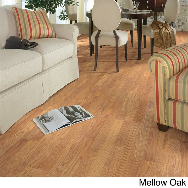 shaw industries woodford crimson faux wood laminate flooring 264 sq ft free shipping today