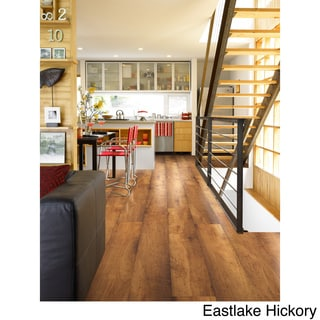 Shaw Landscapes Faux Wood Laminate Flooring (26.4 Sq Ft)