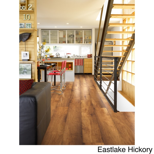 Shaw landscapes faux wood laminate flooring 26 4 sq ft for Hardwood floors 600 sq ft