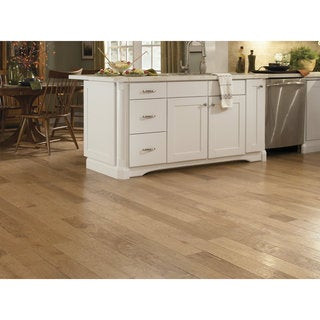 Shaw Industries Eagle Crest Prairie Dust Hardwood Flooring (19.72 Sq Ft)