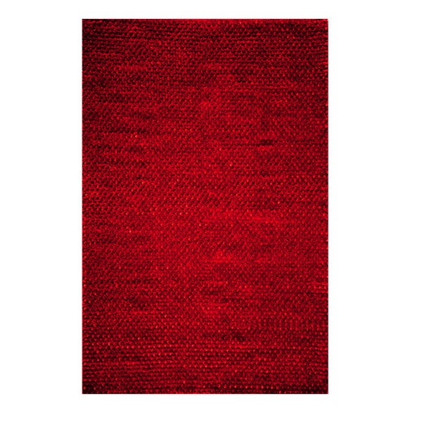 Momeni Downtown Hand-Woven Wool Blend Rug (5' X 7')