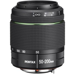 Pentax SMC DA 50-200mm f/4-5.6 ED WR Zoom Lens (New Non Retail Packaging)