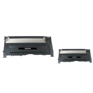 Refilled Insten CLT-K409S Black Non-OEM Toner Cartridge Replacement for Samsung CLP 310/310N/315/315W