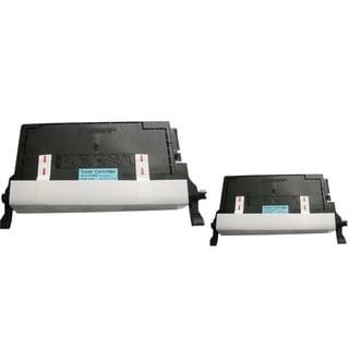Insten Cyan Non-OEM Toner Cartridge Replacement for Samsung