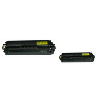 INSTEN Toner Cartridge for Samsung CLP-415NW/ CLP-4195FW (Pack of 2)