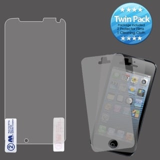 INSTEN Clear Screen Protector Twin Pack for Motorola X Phone