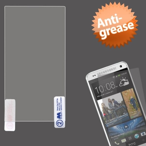 BasAcc Anti-grease LCD Screen Protector for HTC One Mini/ M4
