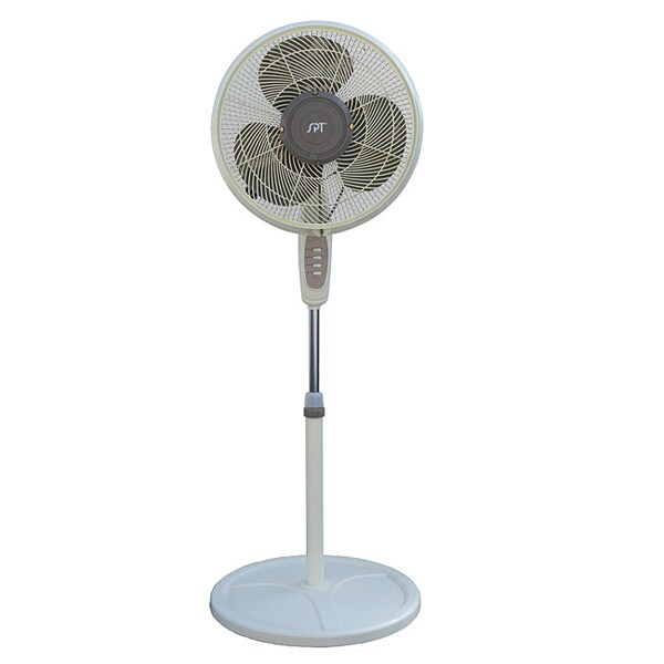 Shop Spt 16 Inch Oscillating Outdoor Misting Fan Free