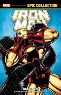 Iron Man Epic Collection 16: War Games (Paperback)