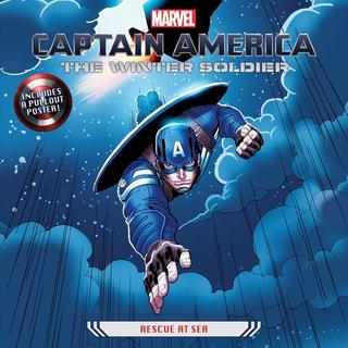 Captain America: The Winter Soldier: Rescue at Sea (Paperback)