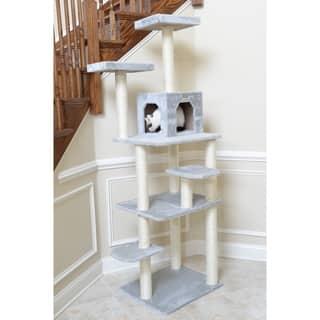 GleePet 74-inch Cat Tree|https://ak1.ostkcdn.com/images/products/8393401/P15695673.jpg?impolicy=medium