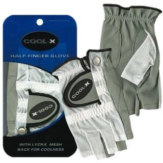 Merchants of Golf Cool-X Half Finger Gloves