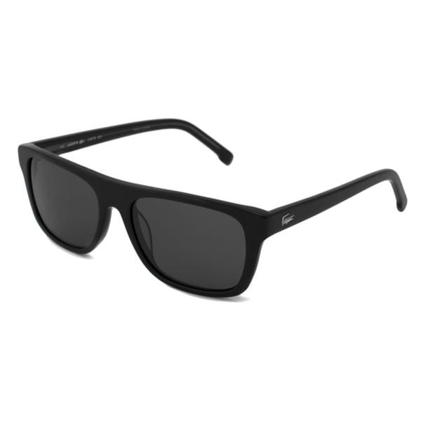 0d0c9b2ef3 Shop Lacoste Men s  Unisex L657S Rectangular Sunglasses - Free ...