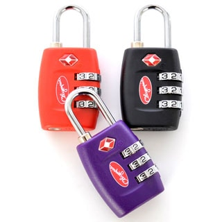 Olympia TSA Combination Luggage Lock