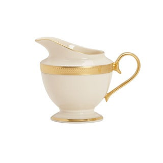 Lenox Lowell 24k Gold Accent Creamer