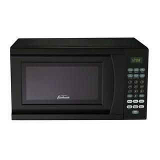 Sunbeam SGS90701B-B Black 0.7-Cubic Foot Microwave Oven