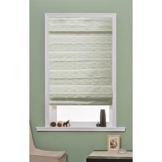 Chicology Charming Jade Roman Window Shade