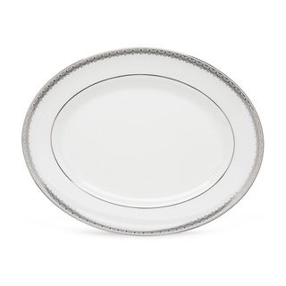 Lenox Lace Couture 13-inch Oval Platter