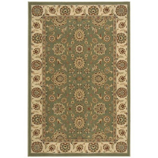 Nourison Persian Crown Green Accent Rug (1'11 x 2'11)