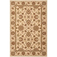 Nourison Persian Crown Ivory Rug - 7'10 x 10'6