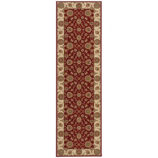 "Nourison Persian Crown Red Rug Runner (2'2 x 7'6) - 2'2""x7'6"""