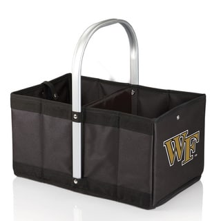 Picnic Time Black Wake Forest University Demon Deacons Urban Basket