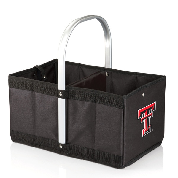 Picnic Time Black Texas Tech Red Raiders Urban Basket
