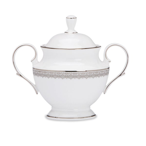 Lenox 'Lace Couture' 5.25-inch Sugar Bowl
